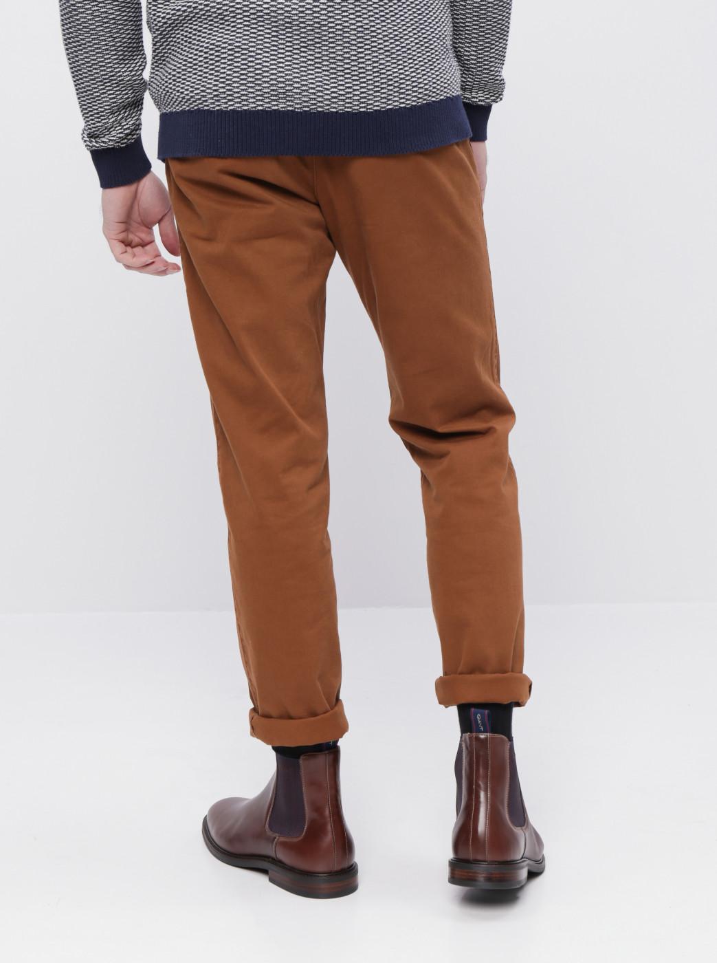 Zoot Franco Men's Brown Chino Pants