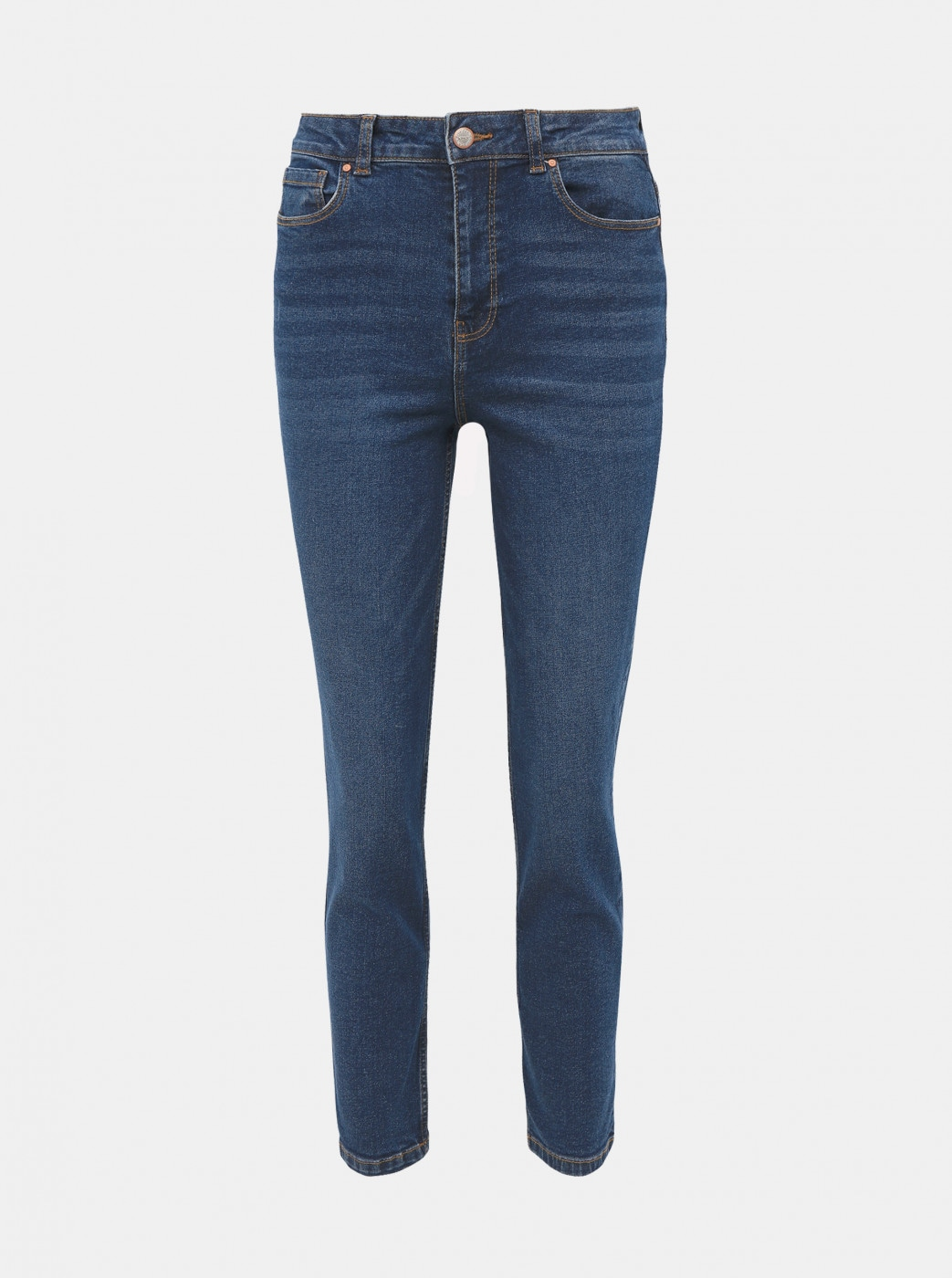 Blue Slim Fit Jeans ONLY Booster