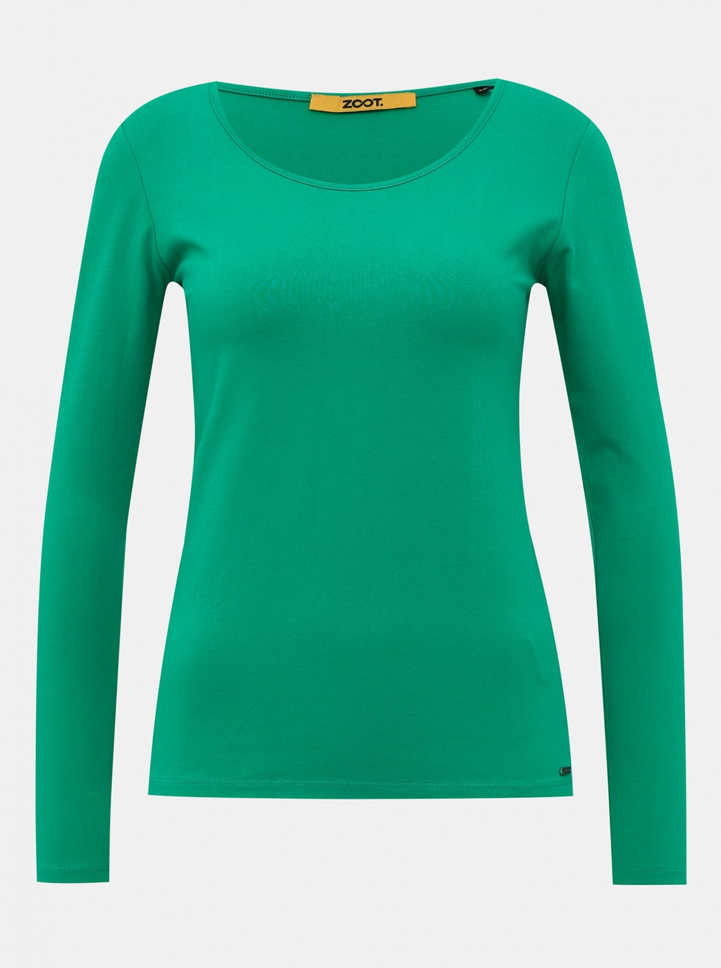 Green Women's Basic T-Shirt ZOOT Baseline Molly