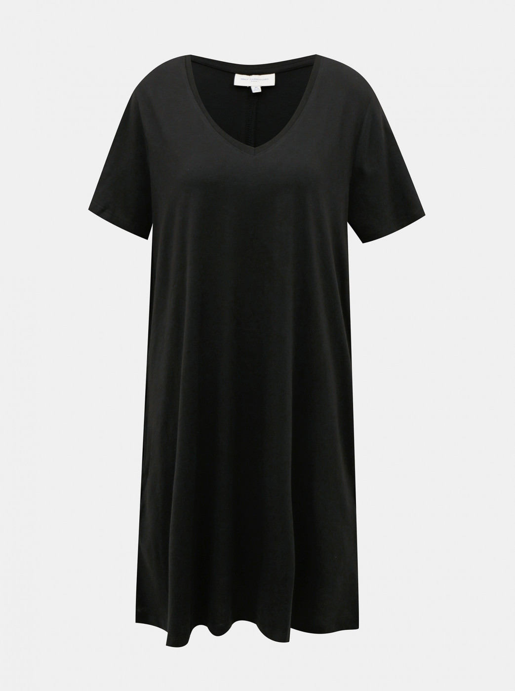 Black Basic Dress ONLY CARMAKOMA Day