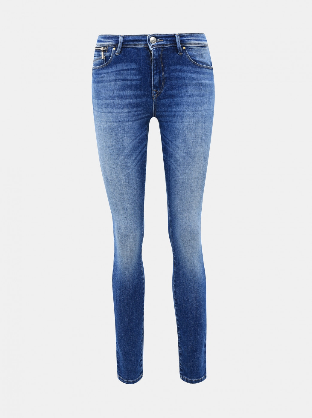 Blue Skinny Fit Jeans ONLY Shape