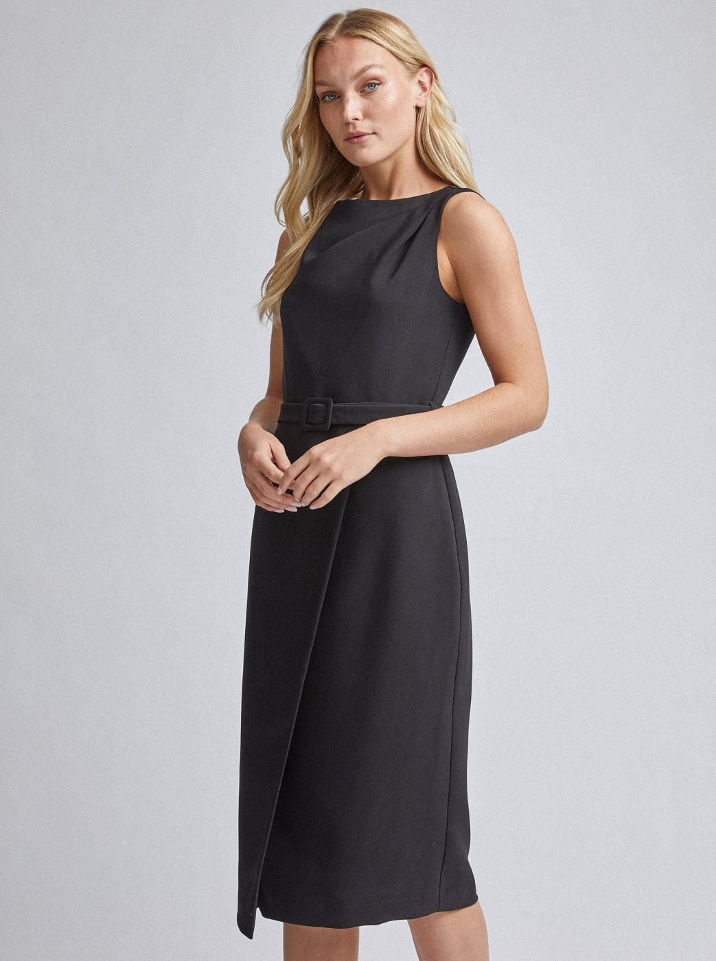 Black sleeve mididishes Dorothy Perkins Tall