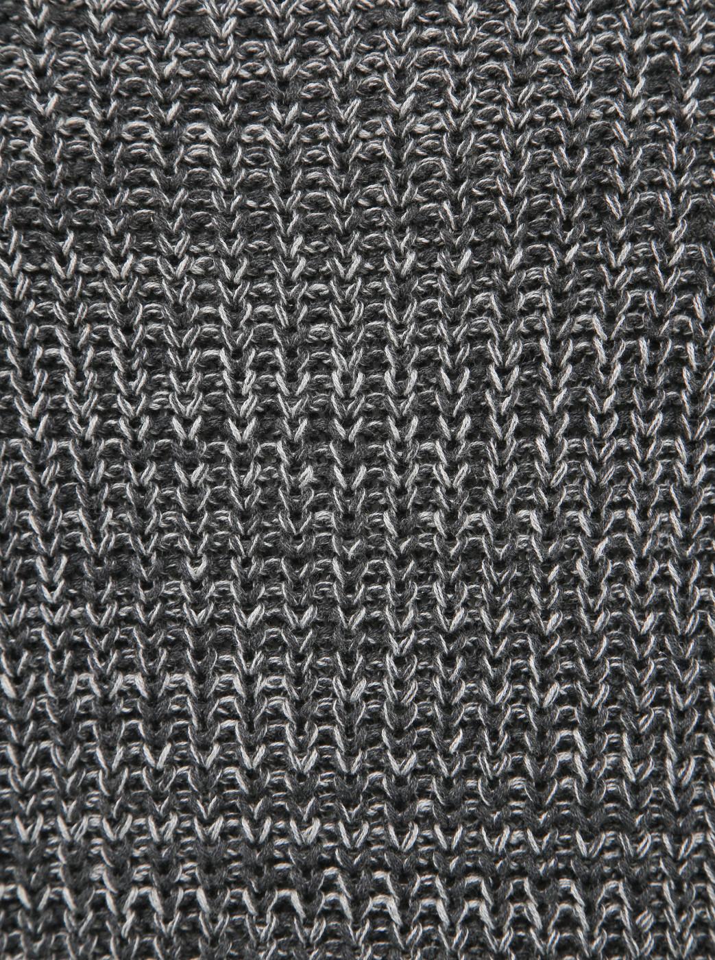 Shin Original Grey Turtleneck