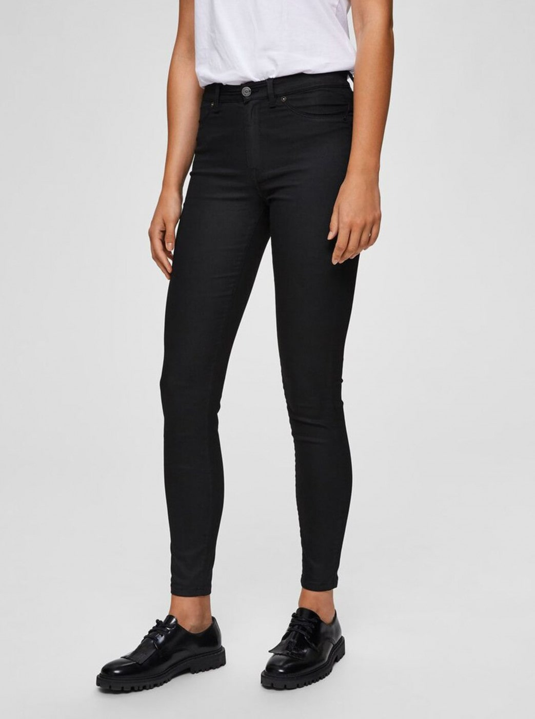 Black Jeggings Selected by Femme Gaia