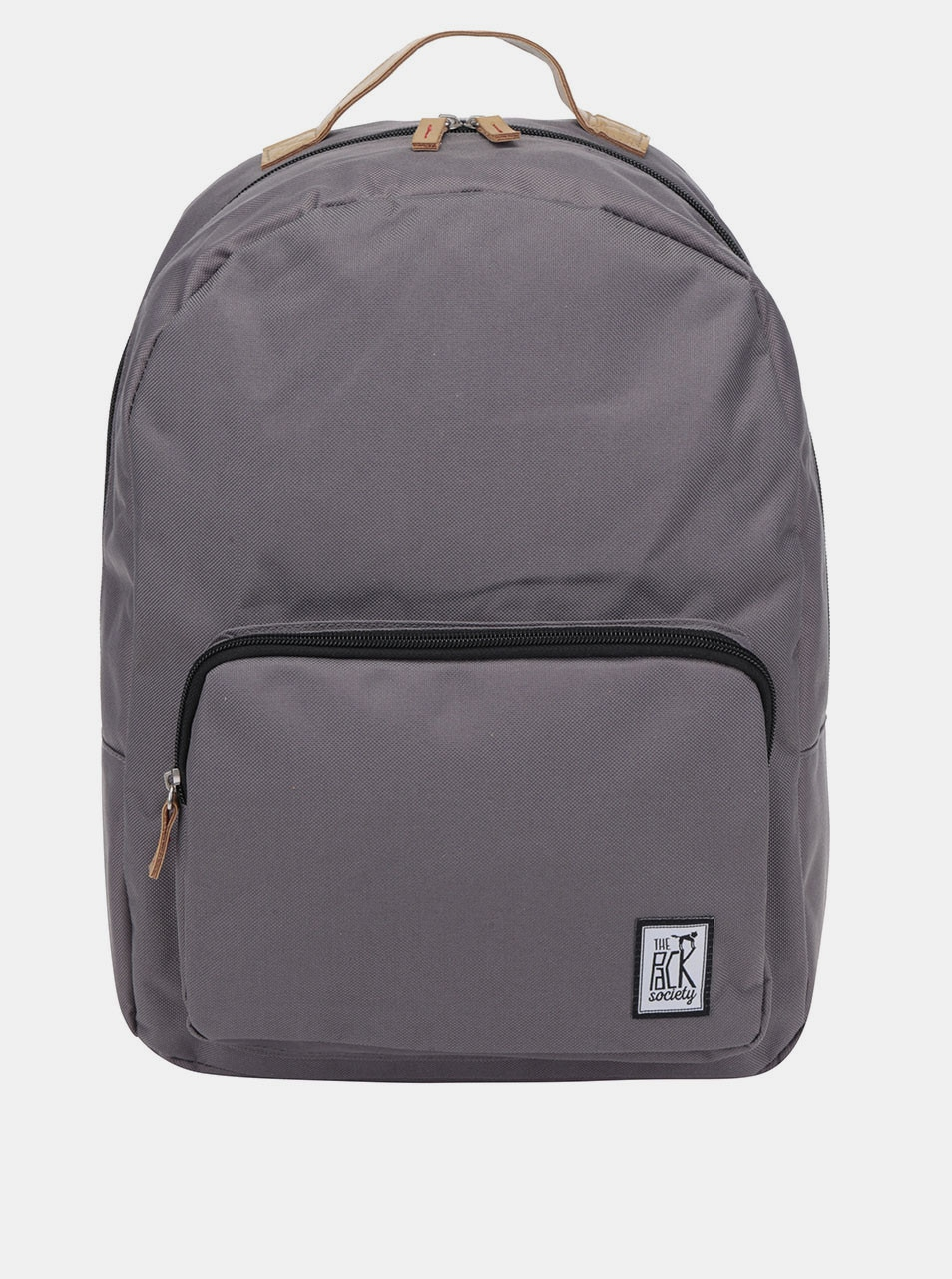Grey Backpack The Pack Society 18 l