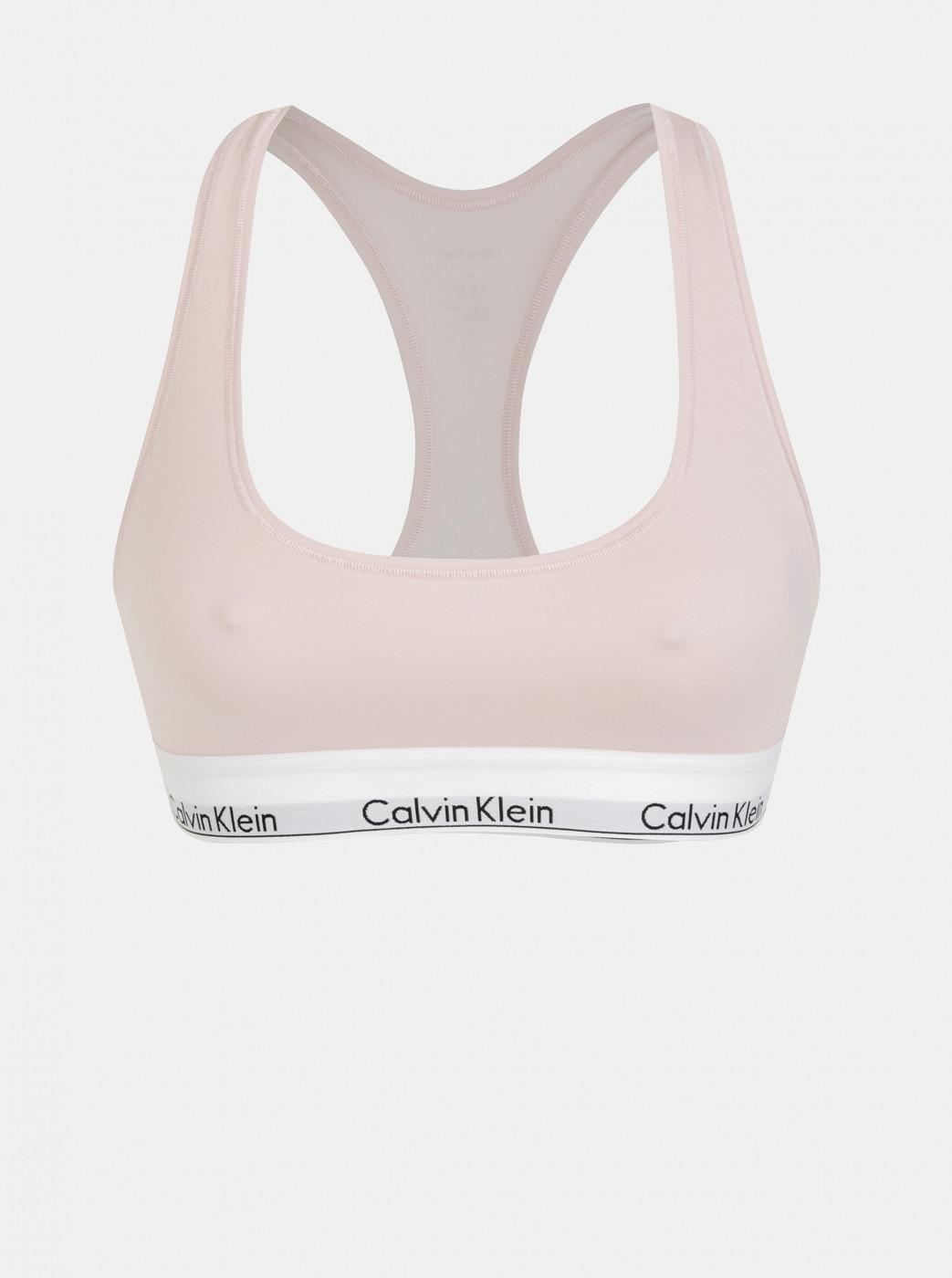 Calvin Klein Underwear Light Pink Bra