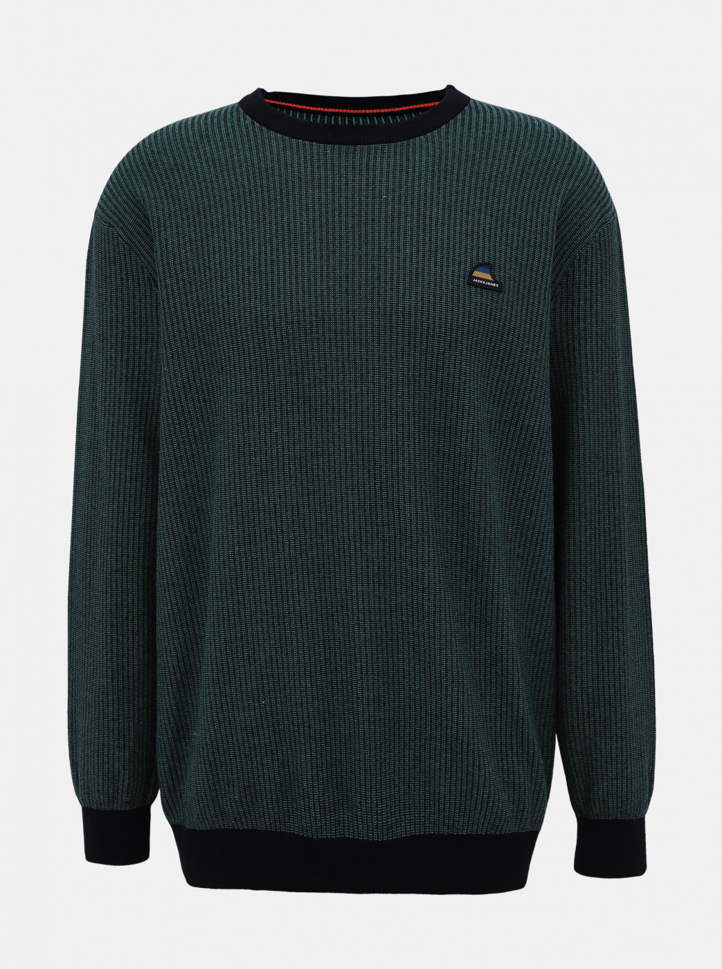 Dark green Jack & Jones Neil sweater