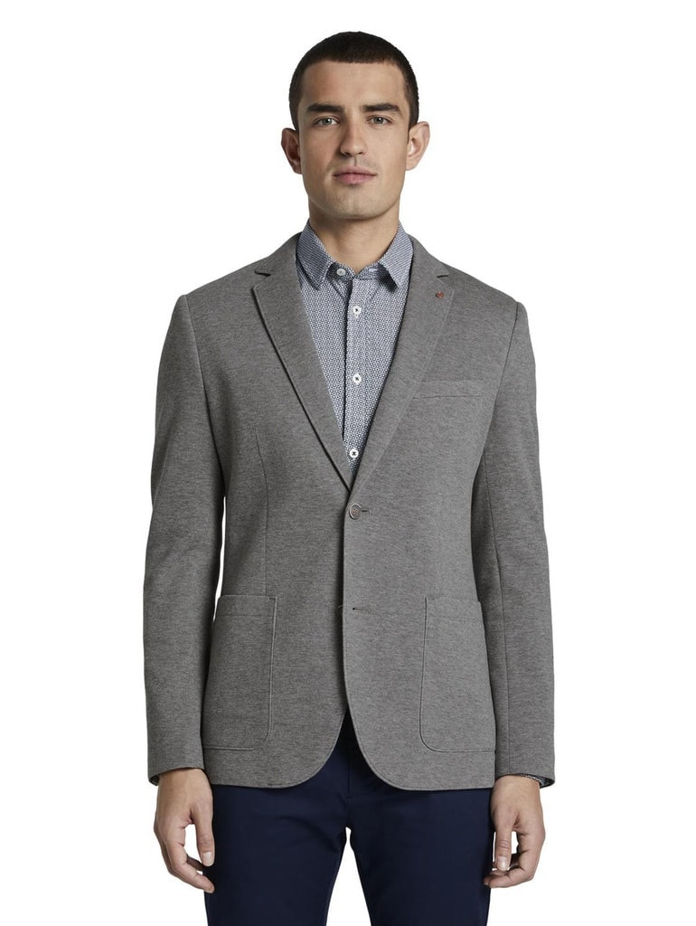 Tom Tailor Grey Men's Jacket