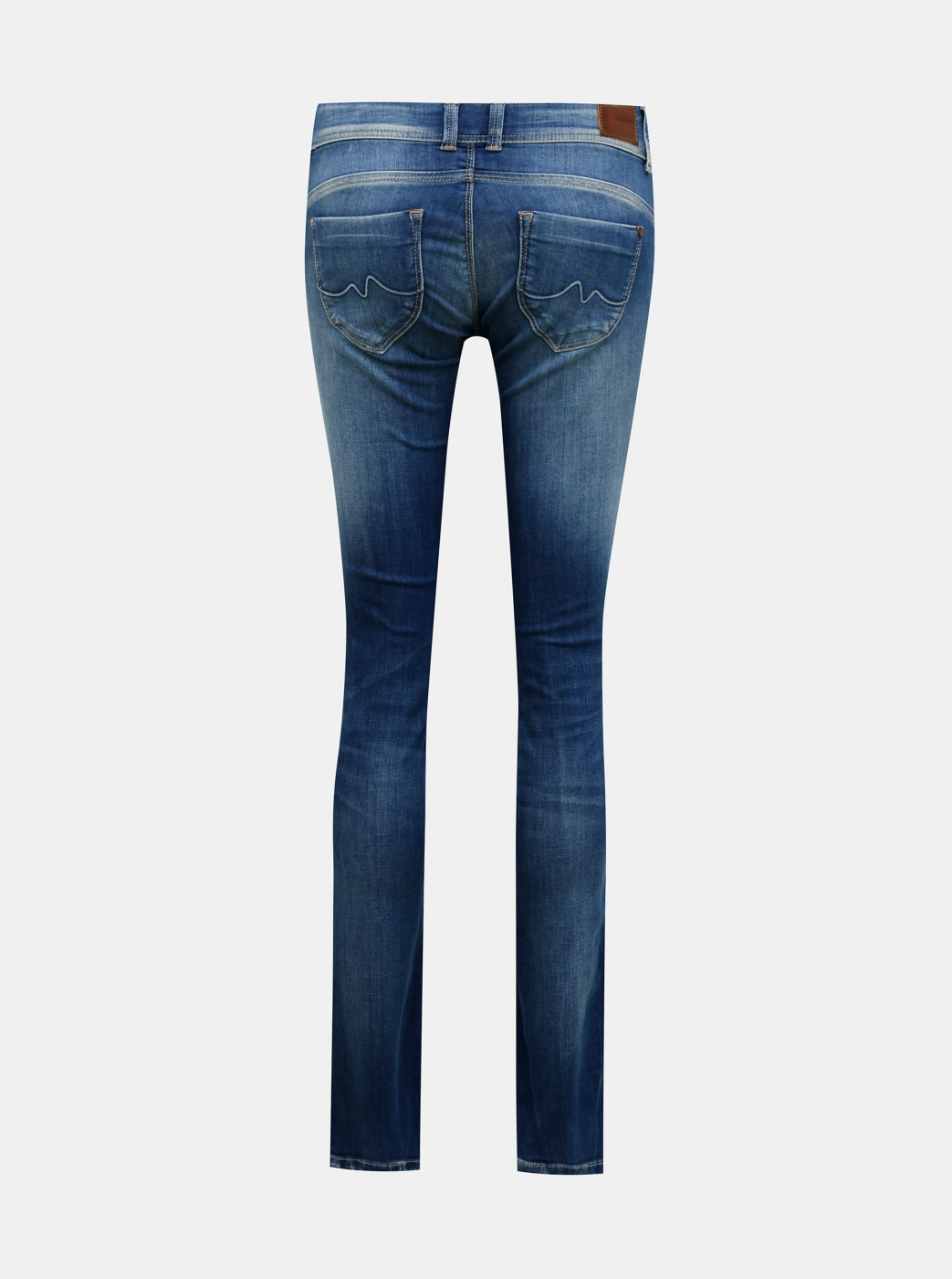Blue Women's Slim Fit Jeans Pepe