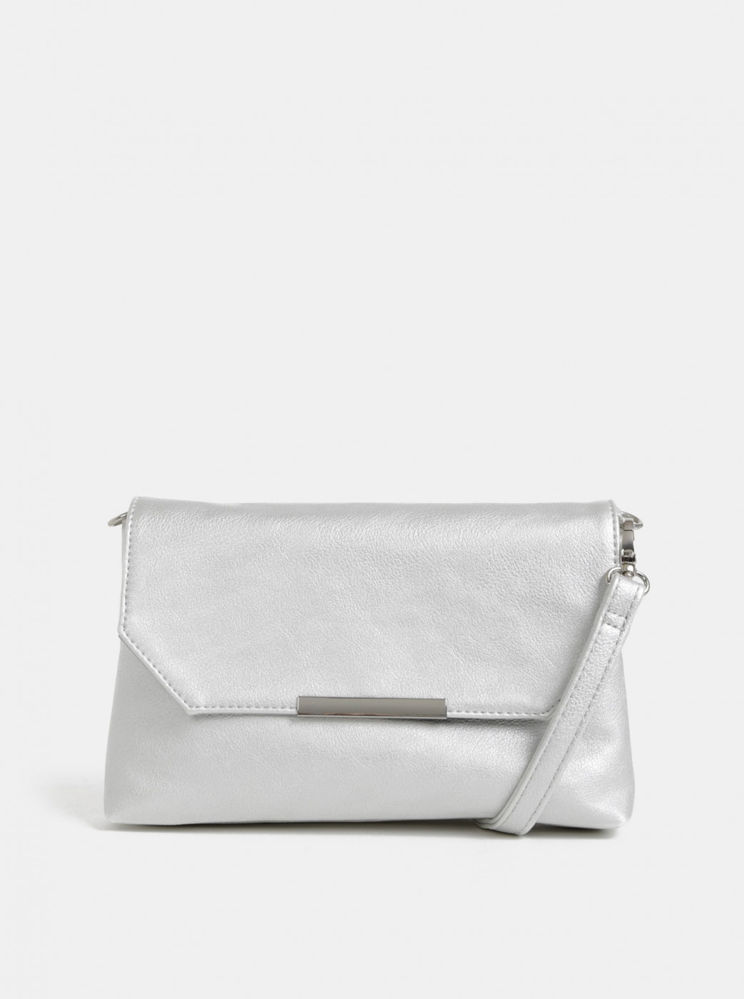 Crossbody Handbag in Silver Tom Tailor Denim Kenza