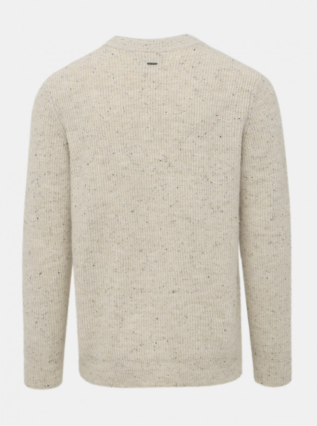 Light Grey Sweater With Admixture Of Wool Only & Sons Patrick