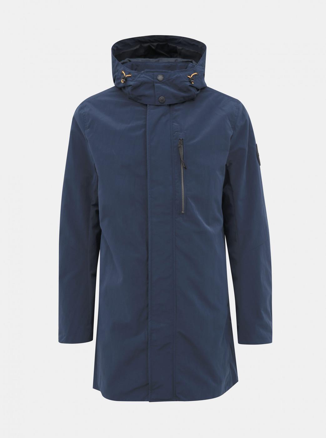 Tom Tailor's Dark Blue Men's Water-Repellent Jacket