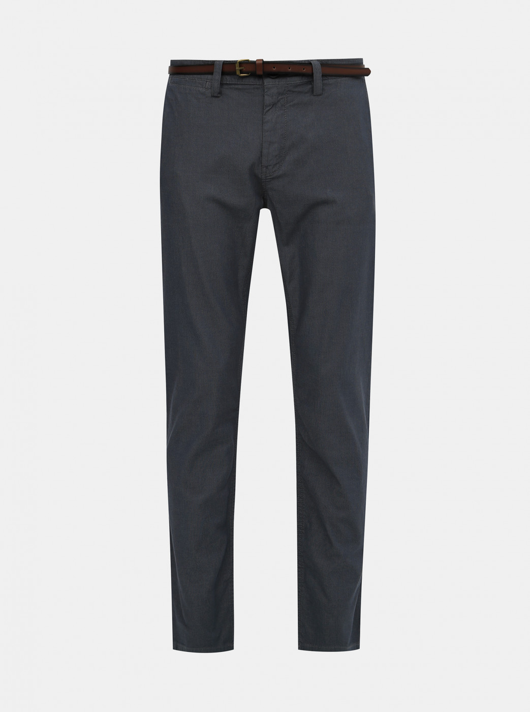Grey Men's Chino Pants By Tom Tailor