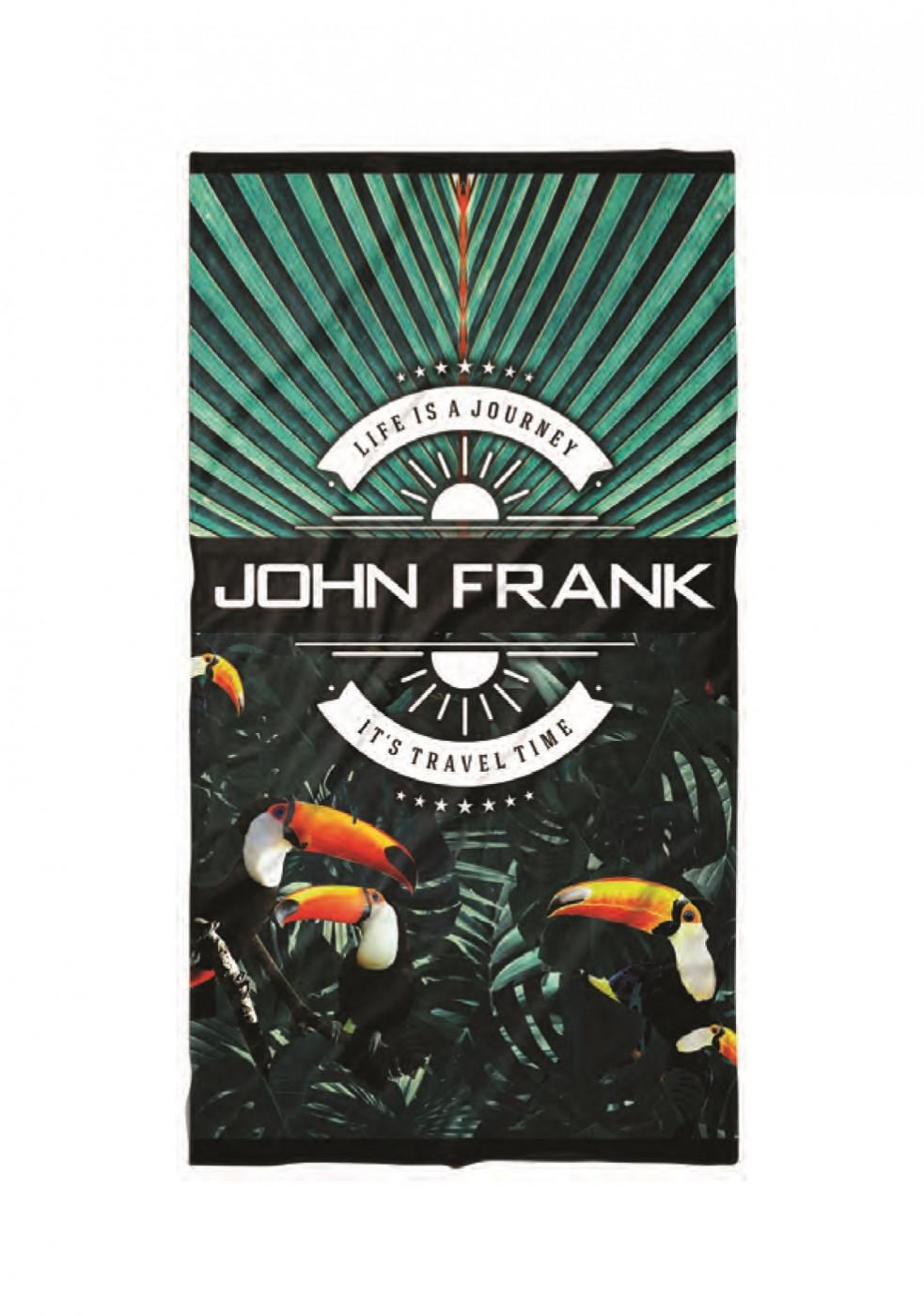Beach Towel John Frank