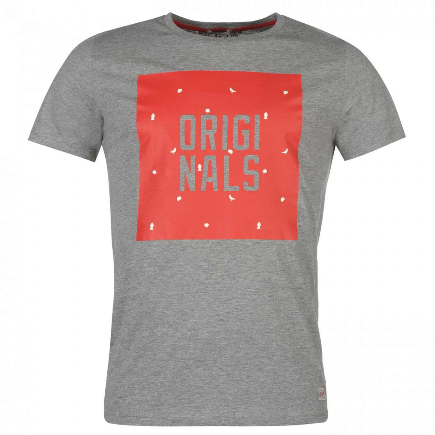 09b9cfb6472 Jack and Jones Original Felix T Shirt - FACTCOOL