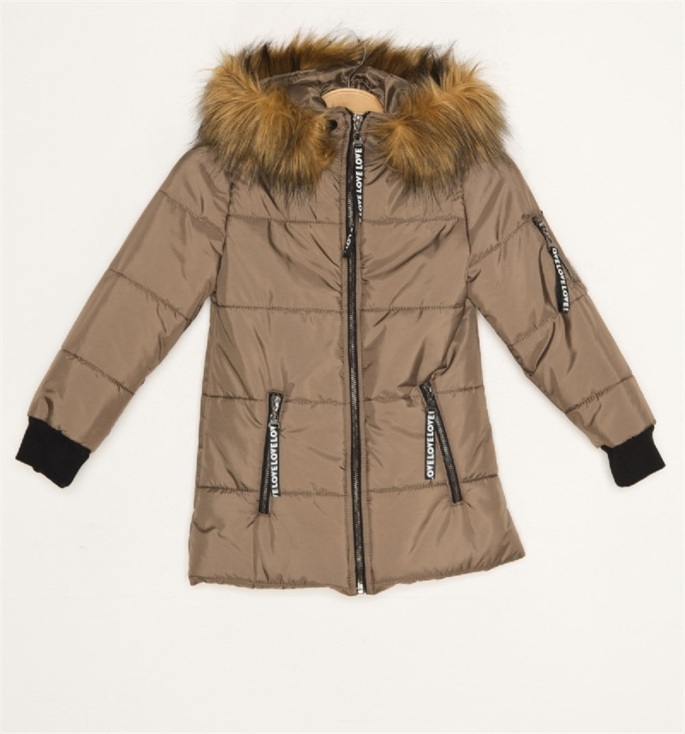 Z8003 DEWBERRY GIRL BOY COAT-VIzON