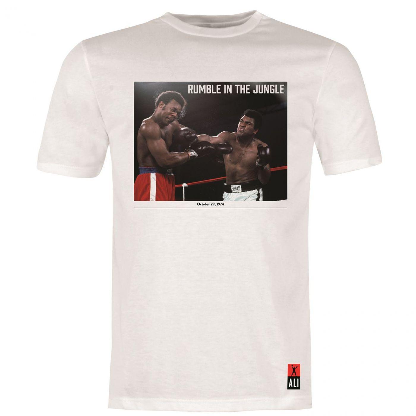 5dc7b19eda Kiárusítás vége - Muhammad Ali T Shirt Mens