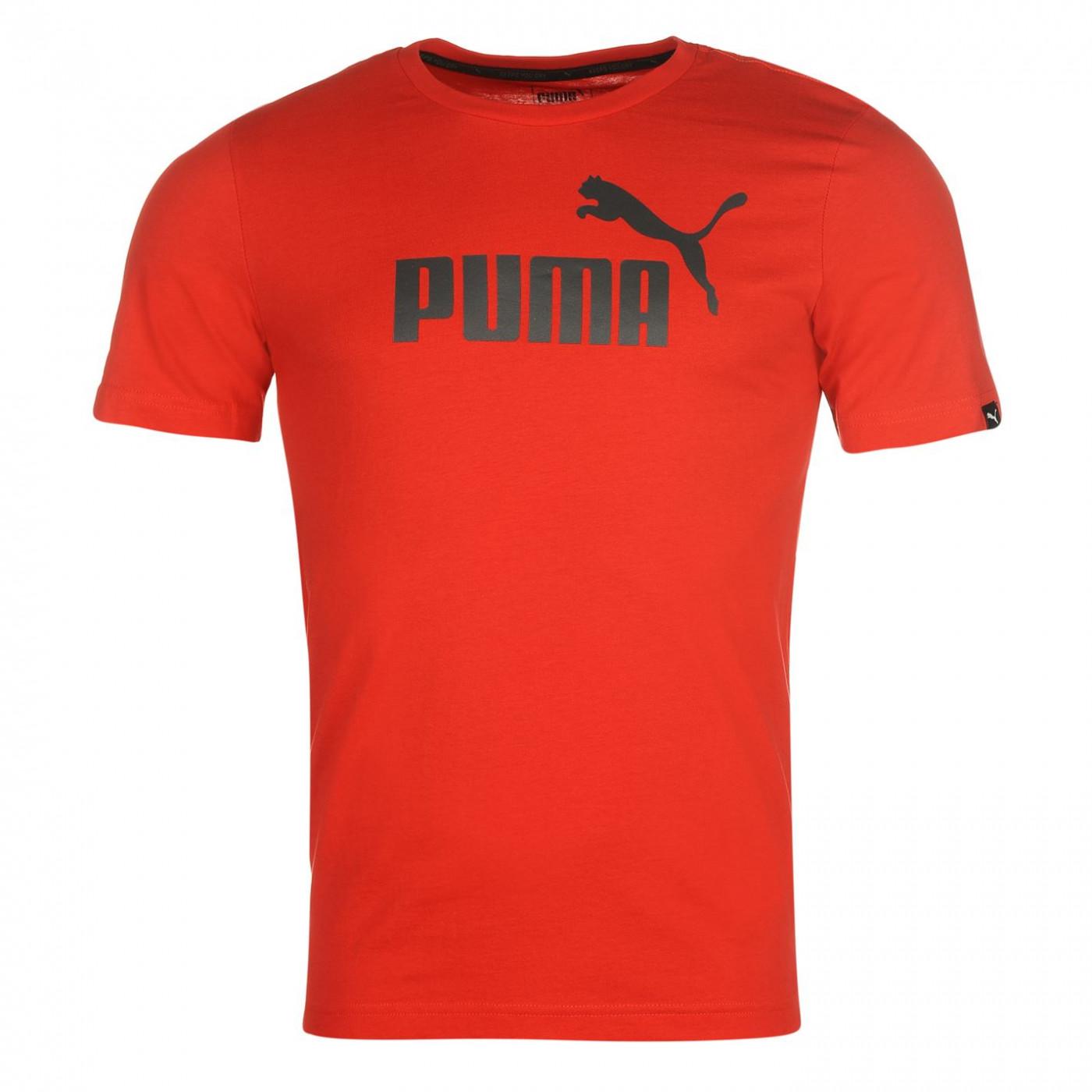 e95efad2522e Triko Triko Puma No 1 Logo T Shirt pánské - FACTCOOL