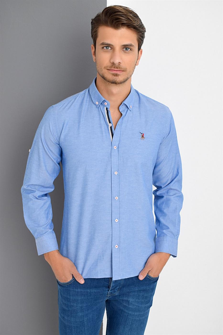 G674 Dewberry Men's Shirt-saks