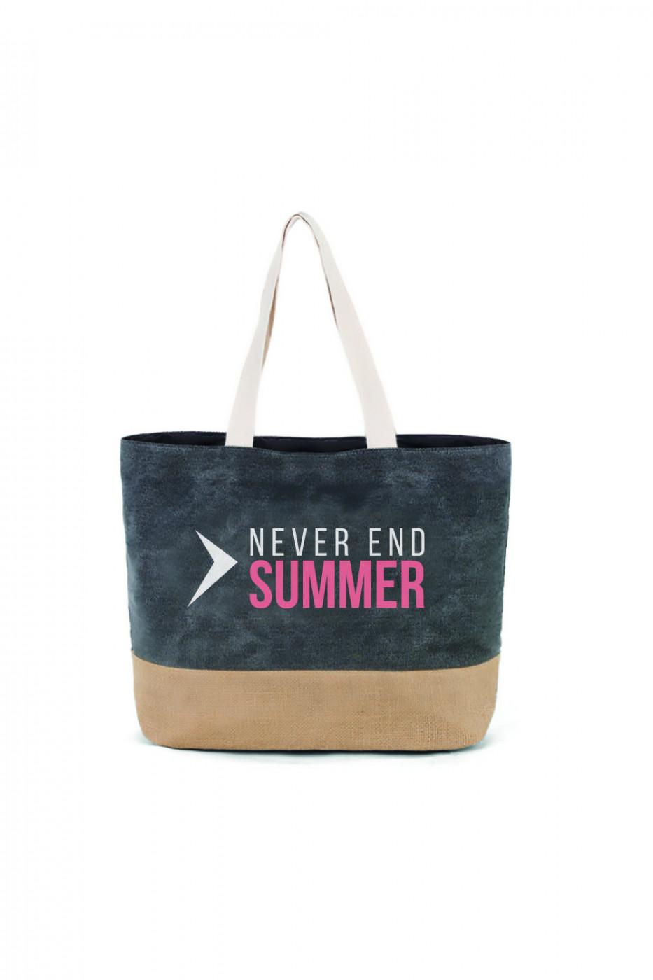 Plážová taška OUTHORN TPL600 HOL19