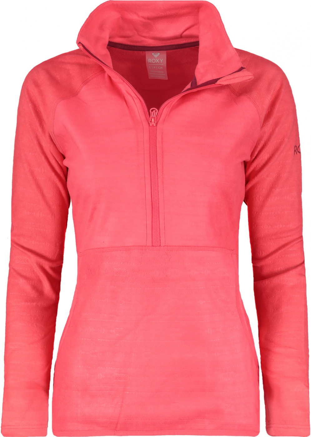 Women's thermo T-Shirt ROXY CASCADE Half Zip