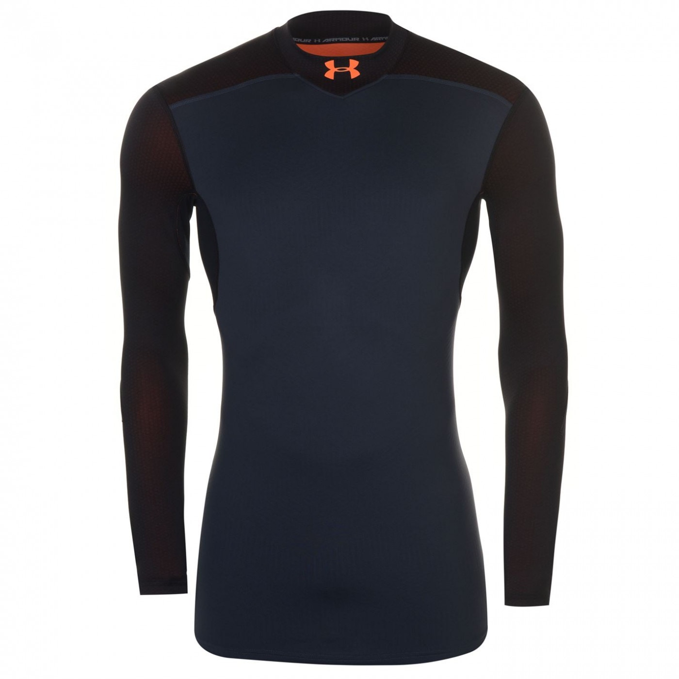 f8abe7191a Under Armour ColdGear Armour Elements Mock Baselayer Mens - FACTCOOL