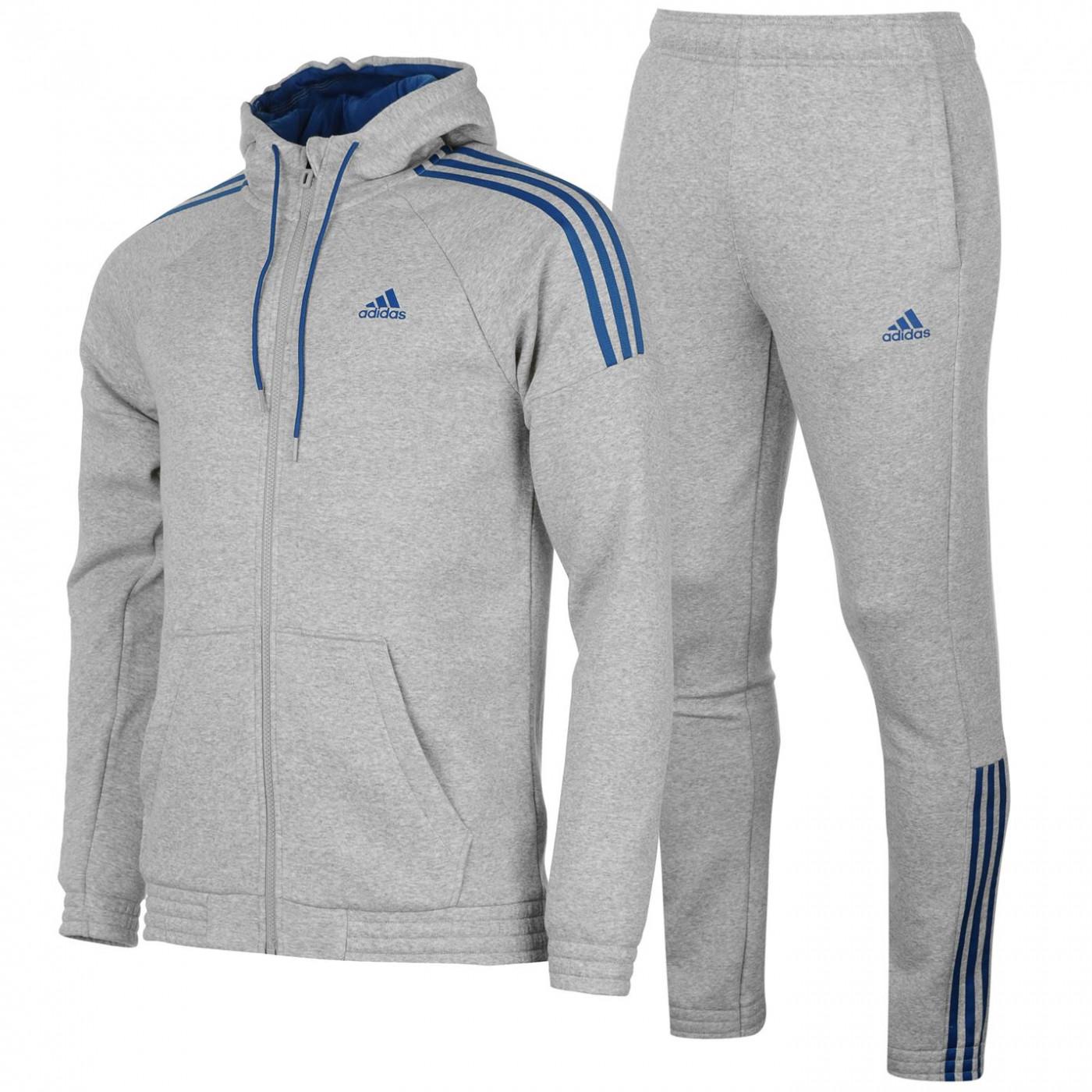 Closed Mens Hem Factcool Suit Adidas Jogging Three Stripe PTkXuOZi