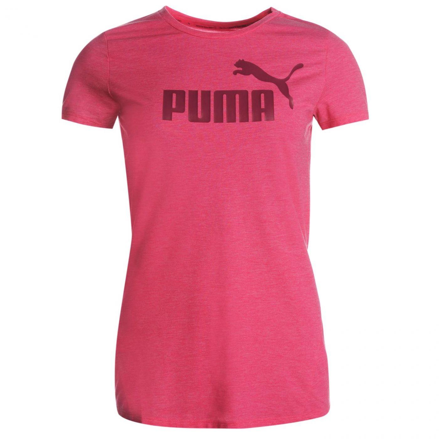 78555d73993c Puma Essence No1 Logo T Shirt Ladies - FACTCOOL
