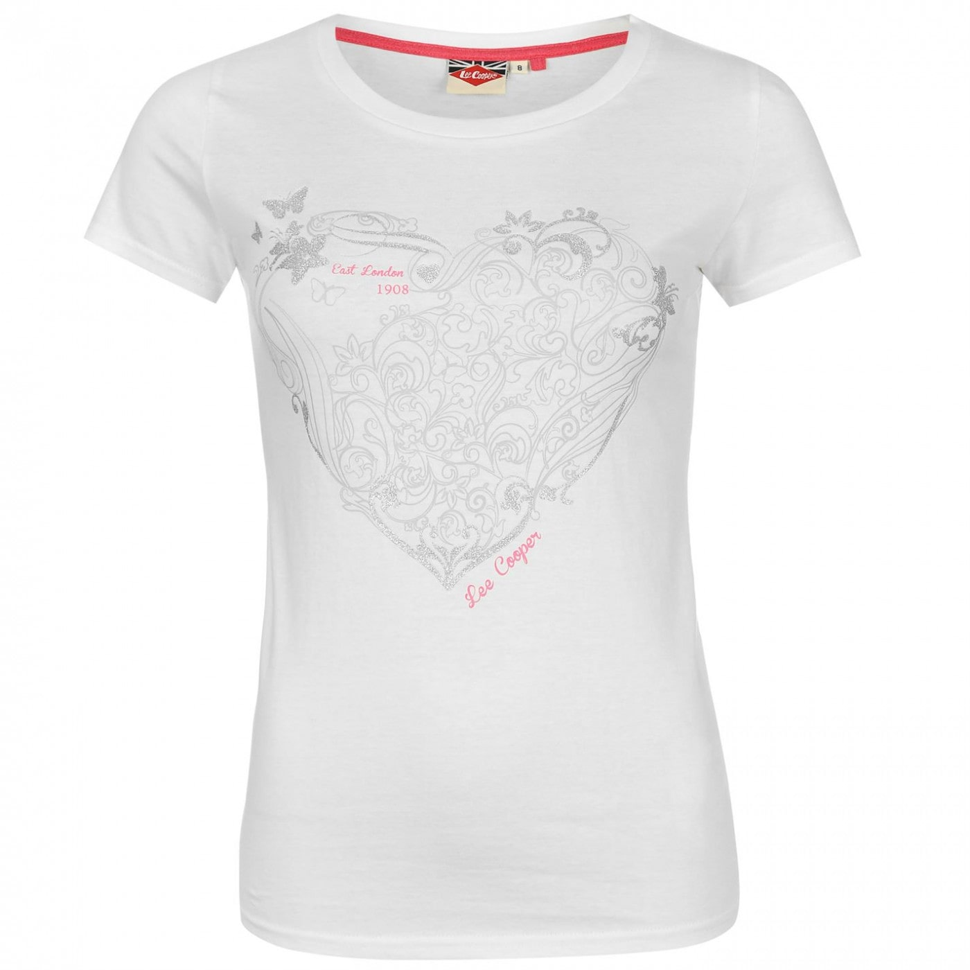 f81630767b4 Lee Cooper Fashion T Shirt Ladies - FACTCOOL
