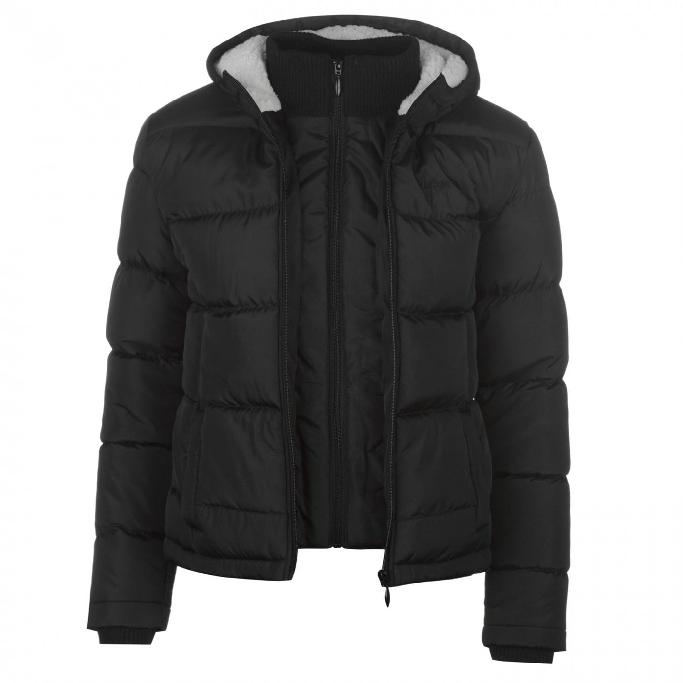 Lee Cooper Ladies Bubble Jacket