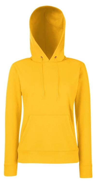 Women's hoodie Fruit of the Loom Basic