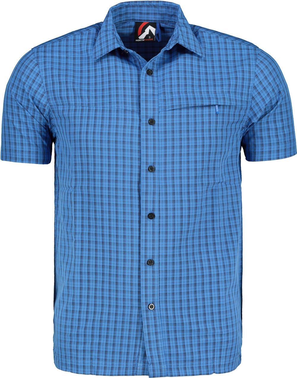 Men's shirt NORTHFINDER ROBERTSON