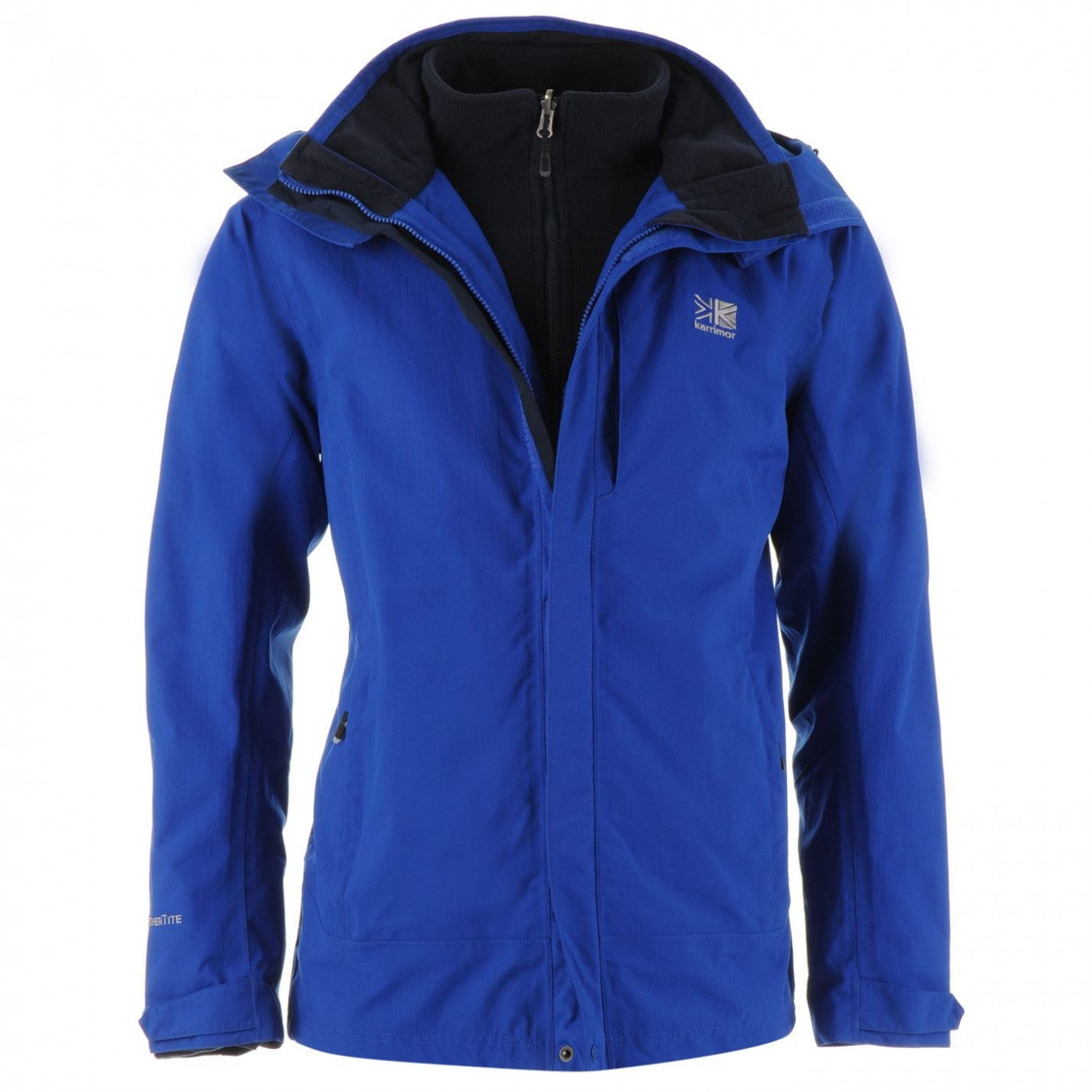 Men's softshell jacket Karrimor 3in1