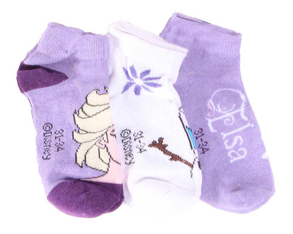 Children's socks Frozen 3pack