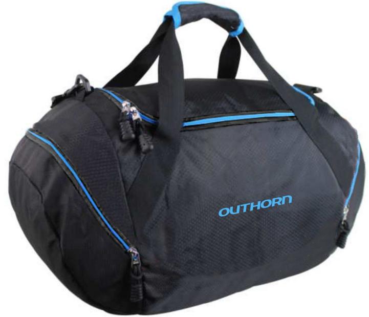 c1af22ab60180 Predaj skončil - Travel bag OUTHORN Travel. Cestovná taška ...