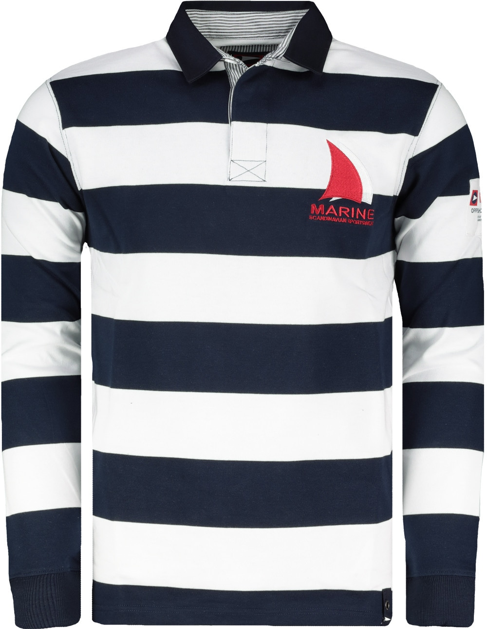 Men's Polo Marine