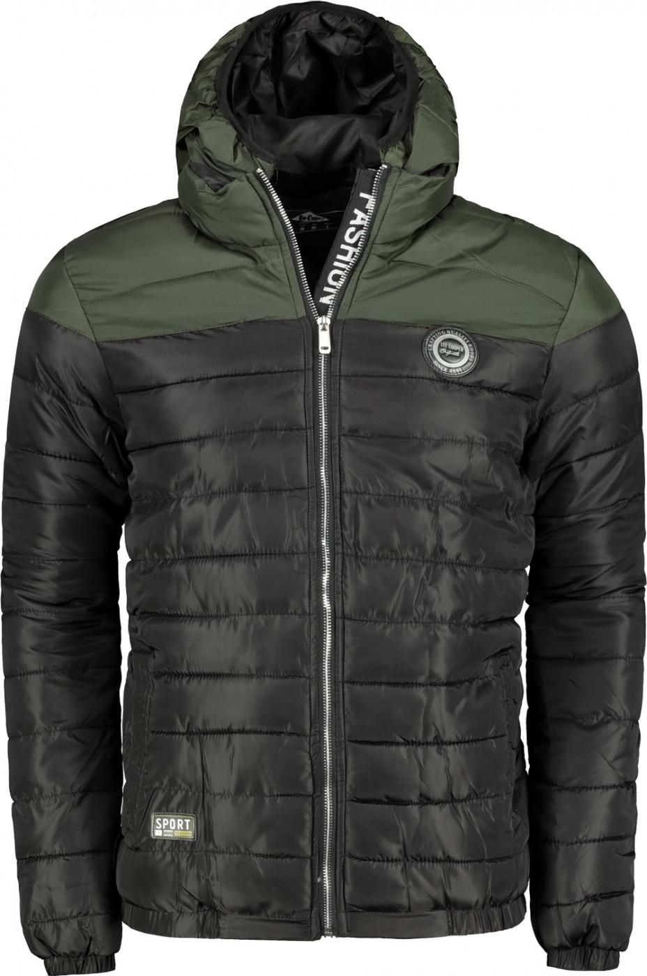 Lee Cooper Fashion Hooded Jacket Mens