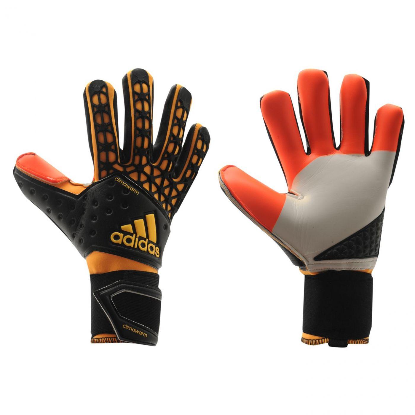 pétalo Grave servilleta  adidas Ace Climawarm Mens Goalkeeper Gloves