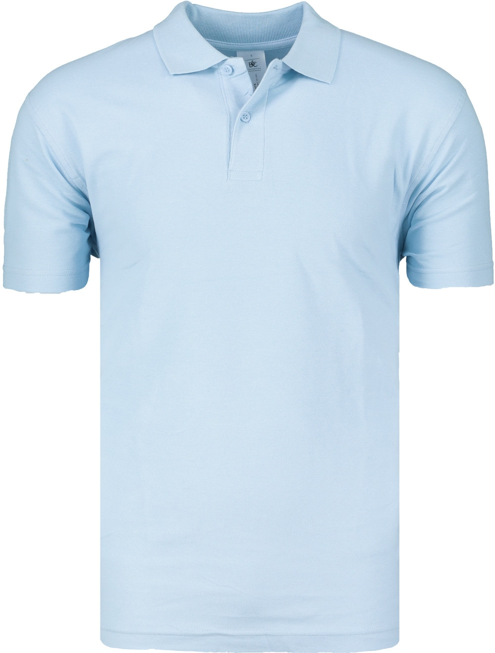 Men's polo shirt B&C Basic