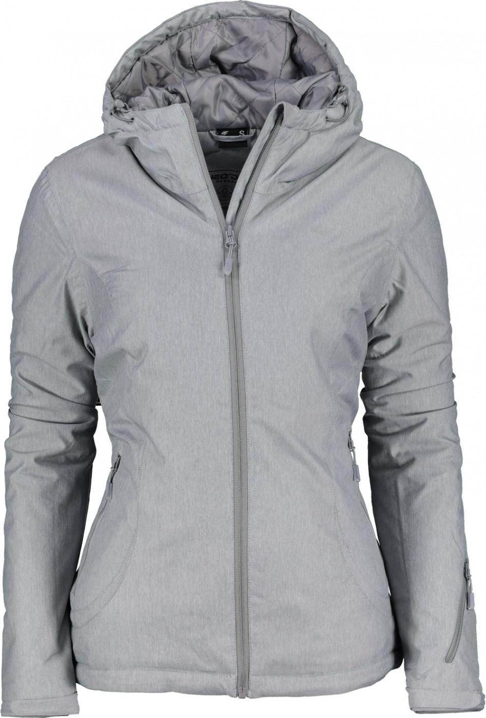 Women's ski jacket 4F KUDN300