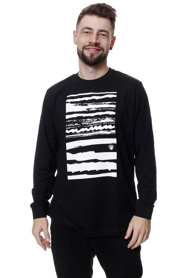 Men's T-shirt with long sleeves REPRESENT FREQUENCIES