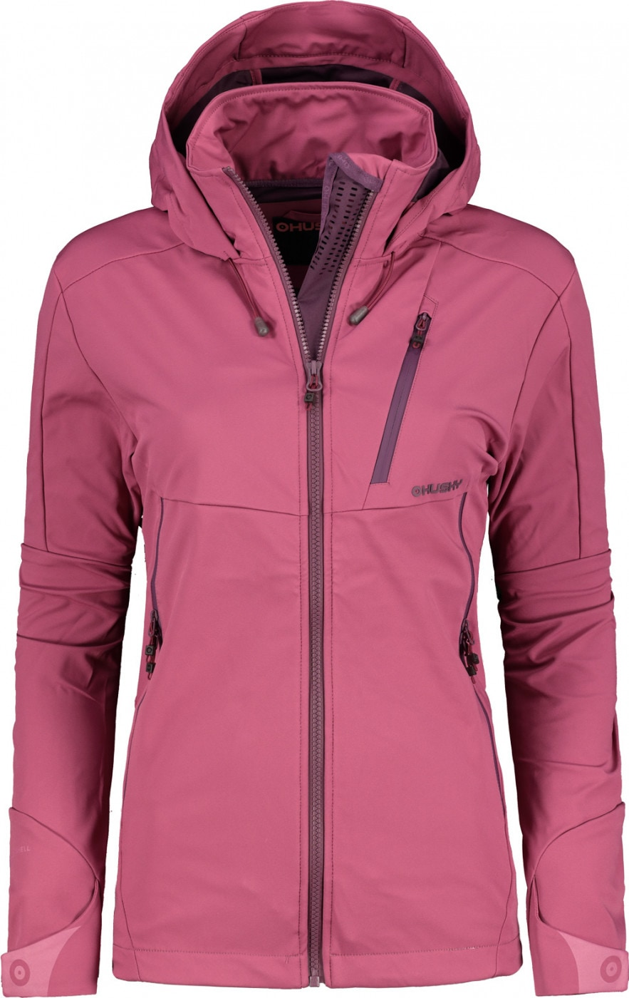 Women's softshell jacket HUSKY SAURI L