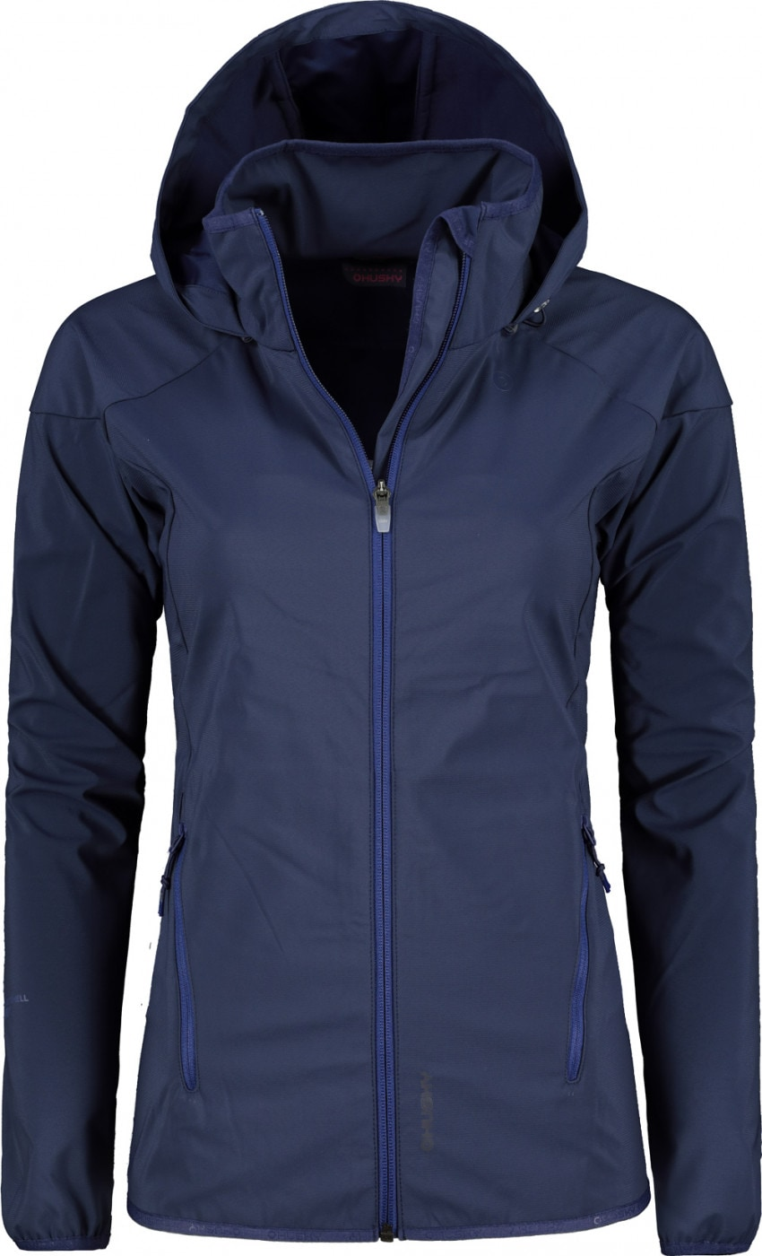 Women's softshell jacket HUSKY SALLY L