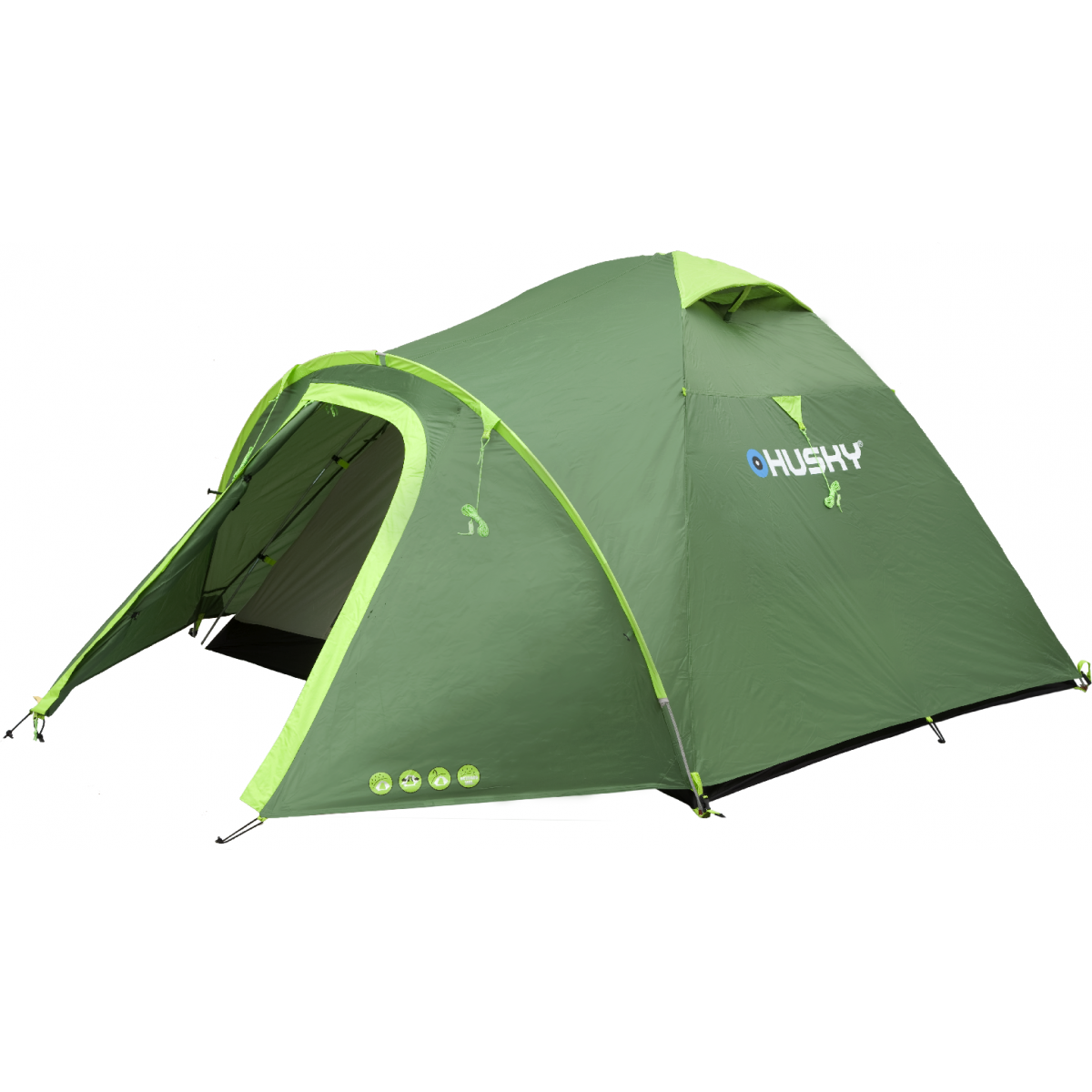Tent HUSKY BIZON 4 plus