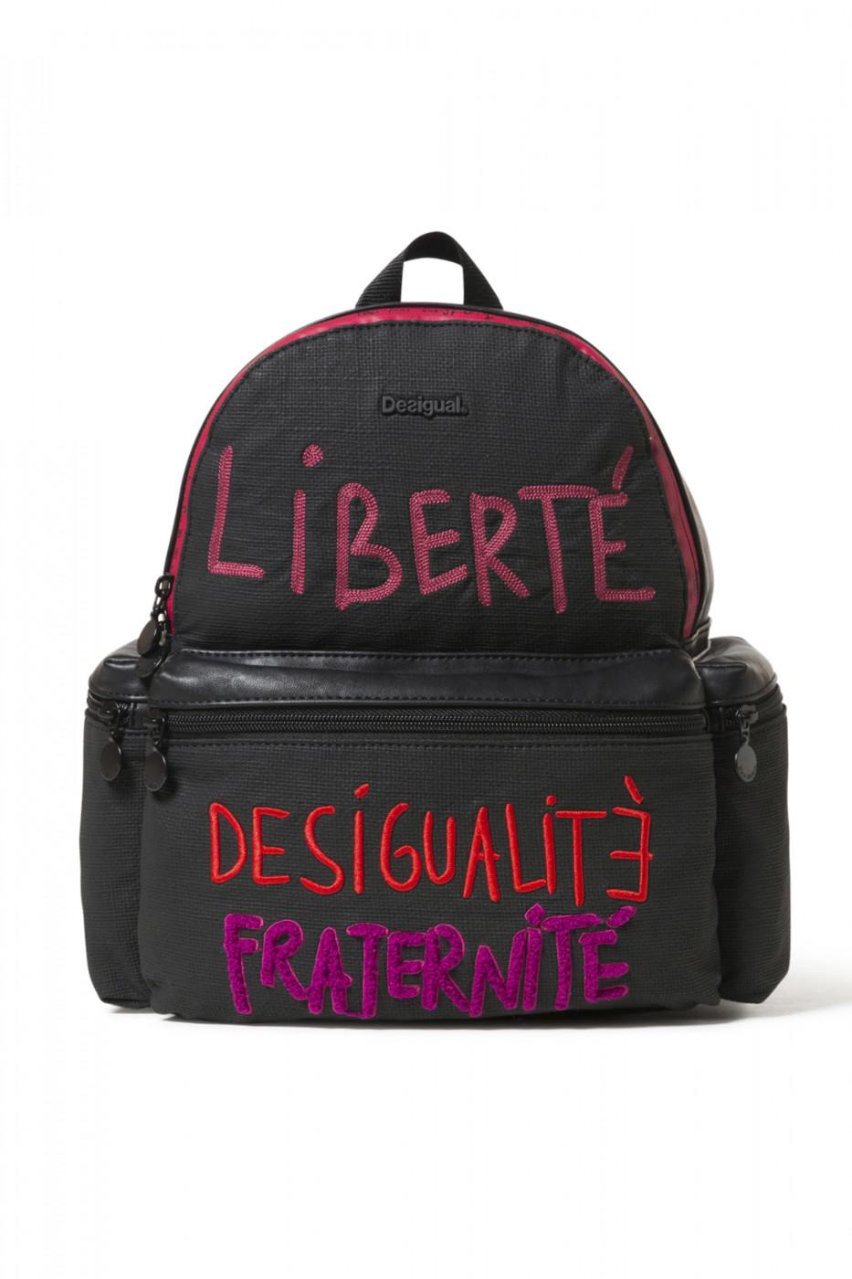 Women's Backpack DESIGUAL MINI MINI OSS