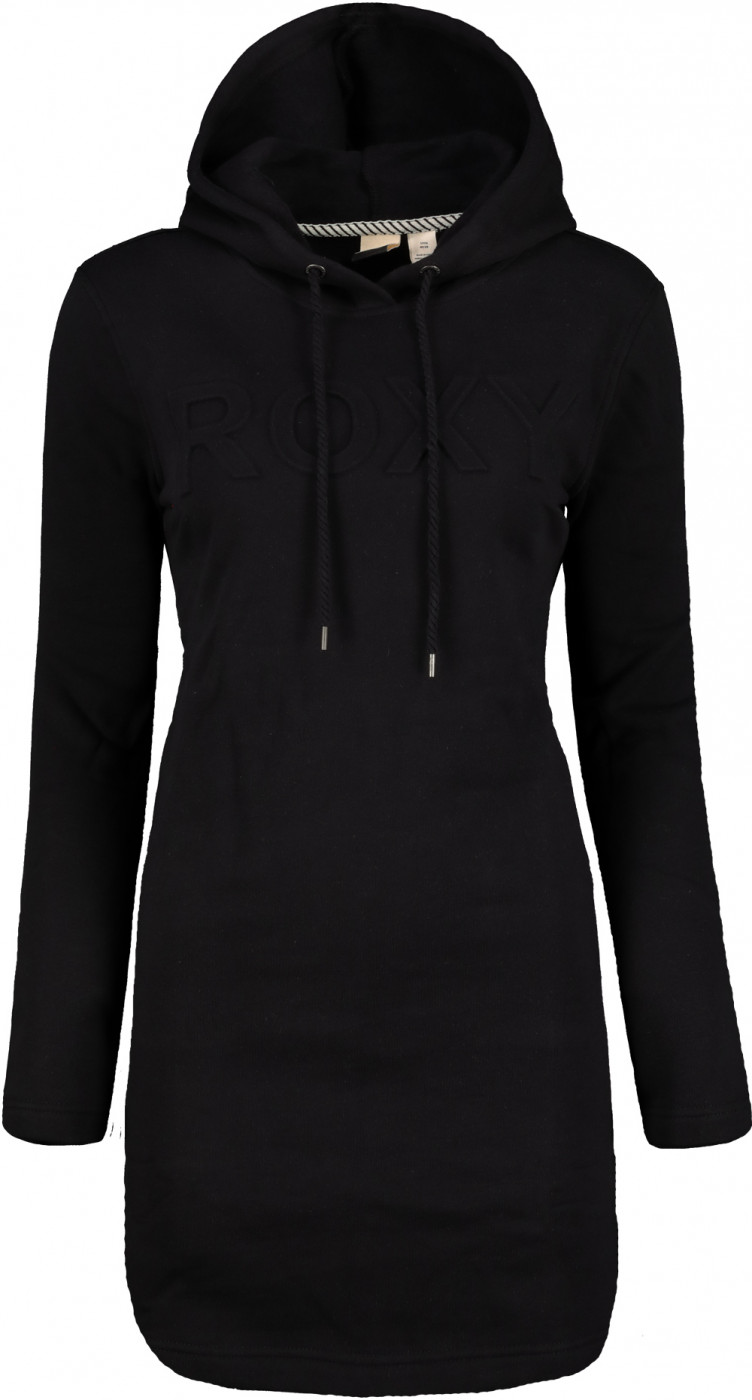 Women's hoodie dress ROXY SNOW DOWN