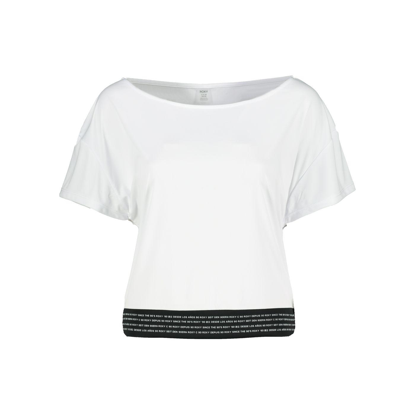 Women's t-shirt ROXY I KNOW YOU
