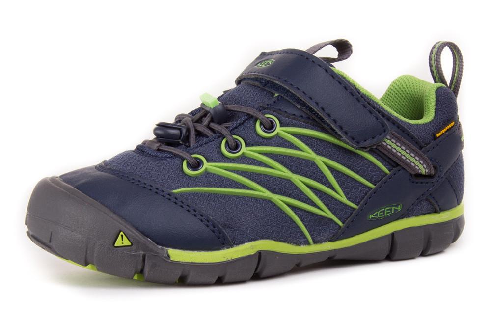b3a079f81cbad Outdoorové boty dětské KEEN CHANDLER CNX WP K - FACTCOOL