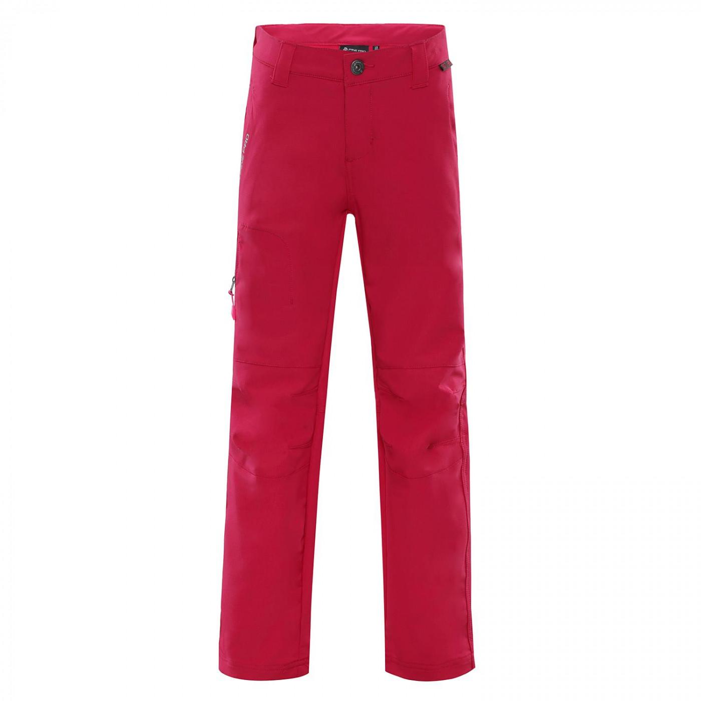 ALPINE PRO PLATAN baby softshell pants 2