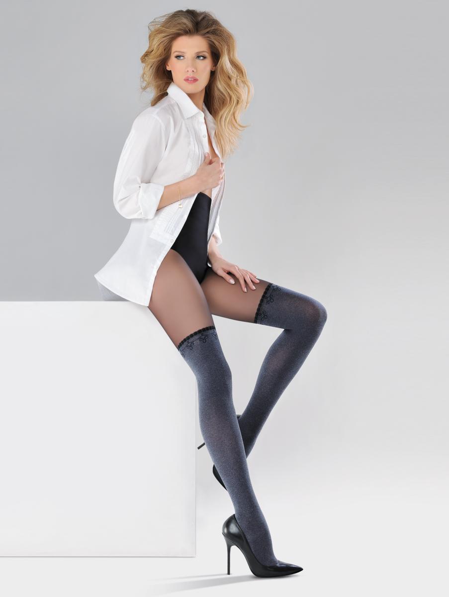 Punčochové kalhoty Gabriella SCARLET